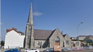 First Presbyterian church in Newry