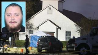 ตำรวจระบุว่ามือปืนกำลังมีความขัดแย้งกับอดีตภรรยาและแม่ยาย