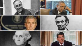 Presidentes de EE.UU.