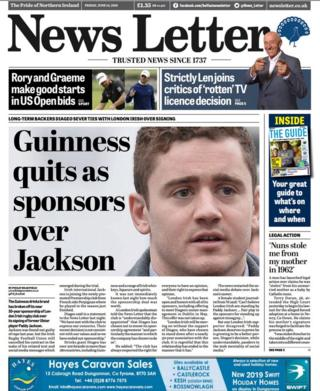 NI paper review: Greenvale demolition plan pushback
