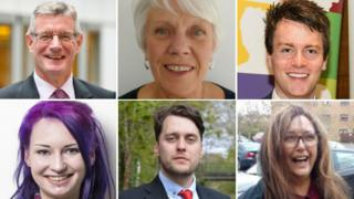 Scottish Labour MEP candidates
