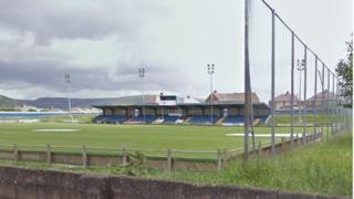 Port Talbot FC ground