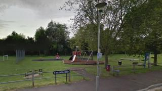 A park on Valentia Road, Oxford
