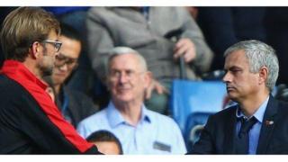 Mourinho yagabishije Liverpool ko urukino rwo ku musi w'Imana rutazoba rworoshe