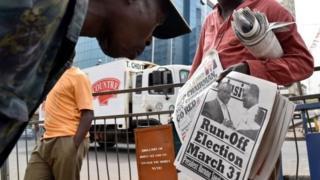 Sierra Leone election Runoff