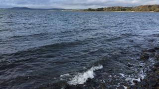 A sea scene