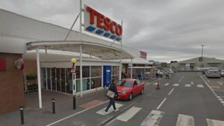 Tesco in Billingham