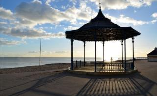Bandstand at Bognor Regis