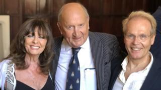 Vicki Michelle, John D Collins and Richard Gibson
