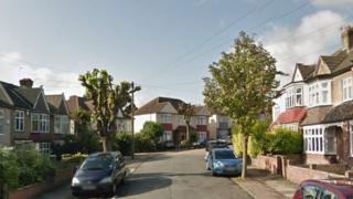 A Google street view shot of Polsted Road, Lewisham