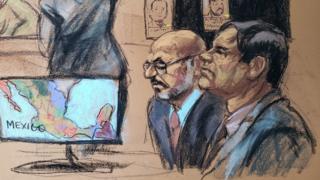 Juicio al Chapo en Nueva York