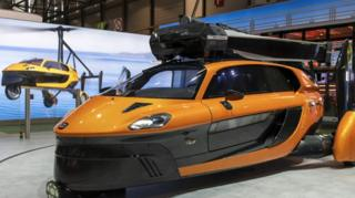 автомобілі Женевського автосалону