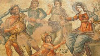 Древняя мозаика