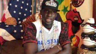 Mwanvlogu wa Senegal Assane Diouf anayeishi nchini Marekani afurushwa nchini humo.
