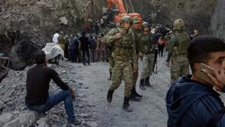 Şırnak'taki göçük