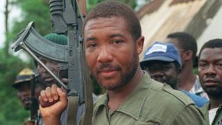Charles Taylor ayaa waxa uu horey u ahaa madaxweynihii Liberia
