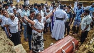 داعش مسئولیت حملات سریلانکا را به عهده گرفت