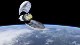 Sentinel Earth Observation satellite