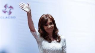 Bi Cristina Fernandez amesema kuwa anaandamwa kisiasa