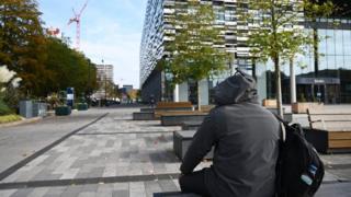 Asylum seeker in Manchester