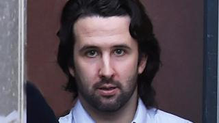 Joseph Martin Healy raped, urinated on and choked his partner when she was eight months pregnant with their child