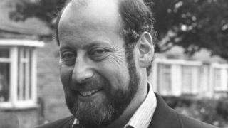 Clement Freud, pictured in 1973