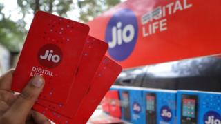 Google has agreed to pay $4.5bn (£3.6bn) for a 7.7% stake in Jio Platforms.