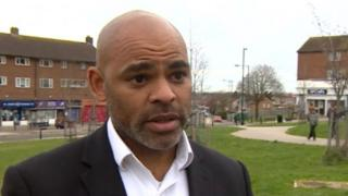 Marvin Rees, Labour mayor at Bristol City Council
