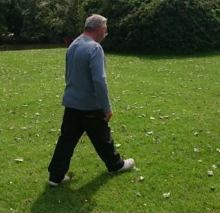 Image of a man released by Hertfordshire Police