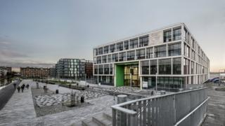 Boroughmuir High School, Edinburgh (£26.3m) - Allan Murray Architects Ltd for Children & Families Department, City of Edinburgh Council