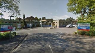 Heatherwood hospital