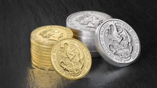 Queen's Beasts gold and silver coins