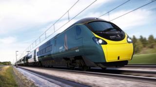 Avanti starts running West Coast Main Line after Virgin franchise ends