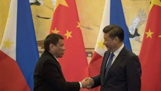 Trung Quốc - Philippines