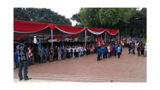 apel kebangsaan mahasiswa indonesia