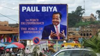 Poul Biya