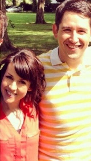Rachael a Gareth
