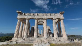السر وراء مواقع معابد الإغريق