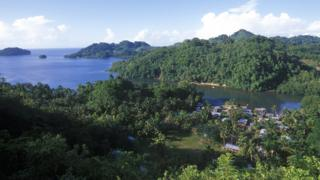 Naufee village, Malaita Province, Solomon Islands