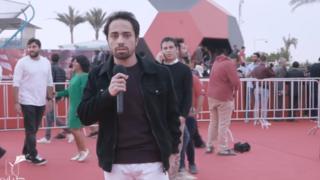 المدون المصري شادي أبوزيد