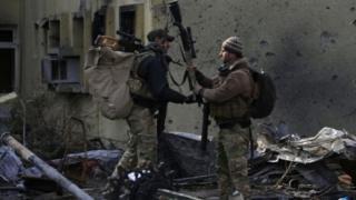 عراق، حکومتی افواج