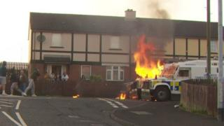 Creggan bomb 'attempt to kill police officers'