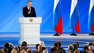 Vladimir Putin seçki