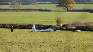 Lubenham crash
