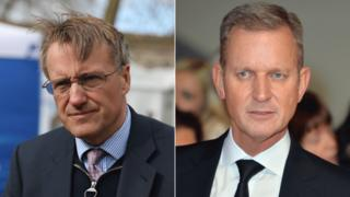 Charles Walker MP and Jeremy Kyle