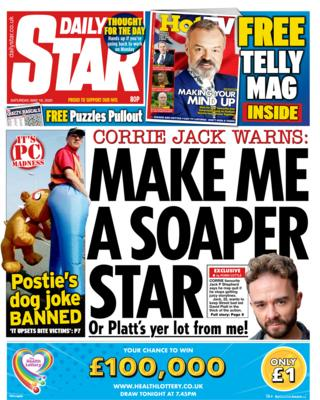 Daily Star 16 May 2020