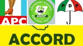 PDP,APC,ANRP,ACCORD