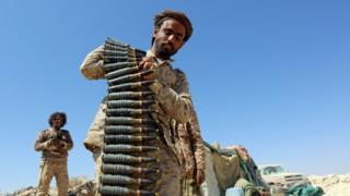 شبهنظامیان یمنی
