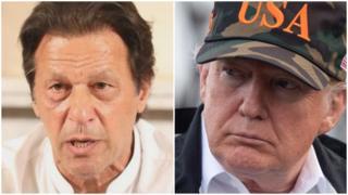 ترامپ و عمران خان