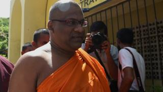 Gnanasara thero's application to appeal
